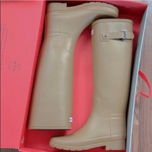 Refined Hunter Boots